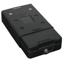 Bulldog BD1100 Car Gun Safe Black