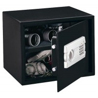 """Stack-On PS-1515 Large Safe Electronic Lock 15 x 11.81 x 11.81"""" Black"""
