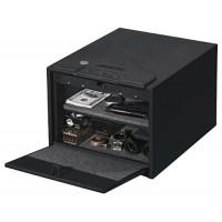 Stack-On QAS1512 Quick Access Safe Electronic Lock 10 x 12.15 x 8 Black