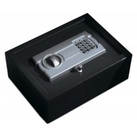 Stack-On PDS1500 Small Drawer Safe Electronic Lock 11.81 x 8.62 x 4.37 Black