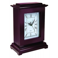 "Peace Keeper RGC Tall Gun Concealment Clock 9.5""x6""x13"" Wood"