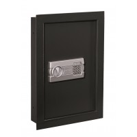 Stack-On PWS1522 Electronic Lock In-Wall Safe 15.31 x 3.94 x 22.17 Black