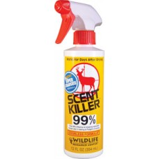 Wildlife Research 552 Scent Odor Eliminator Eliminates Odors 12 oz