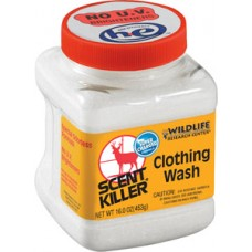 Wildlife Research 545 Scent Scent Killer Clothing Wash Eliminates Odors 16 oz