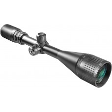 "Barska AC10042 Varmint 4-16x 50mm AO Obj 16-5.7 ft @ 100 yds FOV 1"" Tube Dia Black Matte 30/30"