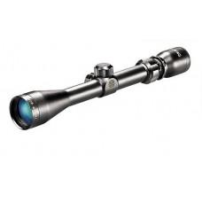 """Tasco DWC39X40N World Class 3-9x 40mm Obj 41-15 ft @ 100 yds FOV 1"""" Tube Dia Black Matte 30/30"""