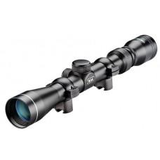 """Tasco MAG39X32D Rimfire 3-9x 32mm Obj 17.75-6 ft @ 100 yds FOV 1"""" Tube Dia Black Matte 30/30"""