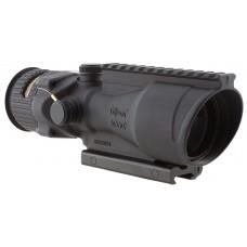 Trijicon 10001 ACOG 6x 48mm Obj 17 ft @ 100 yds FOV 48mm Tube Dia Black Chevron
