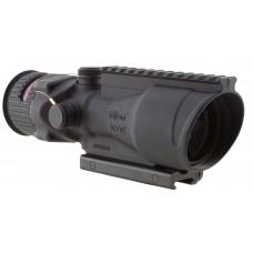 Trijicon 100006 ACOG 6x 48mm Obj 17 ft @ 100 yds FOV  Tube Dia Black Chevron