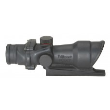 Trijicon 100108 ACOG 4x 32mm Obj 36.8 ft @ 100 yds FOV  Tube Dia Black Crosshair