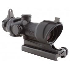 Trijicon 100092 ACOG 4x 32mm Obj 36.8 ft @ 100 yds FOV  Tube Dia Black Crosshair
