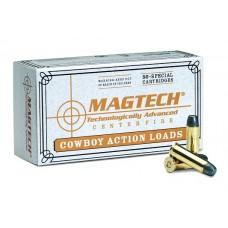 Magtech 357L Cowboy Action 357 Magnum 158 GR Lead Flat Nose 50 Bx/ 20 Cs