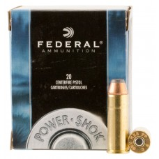 Federal C44B Special Buy 44 Remington Magnum 180 GR Jacketed Hollow Point 20 Bx/ 25 Cs