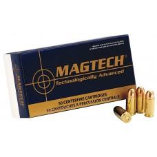 Magtech 357D Sport Shooting 357 Magnum 158 GR Full Metal Jacket Flat Point 50 Bx/ 20 Cs