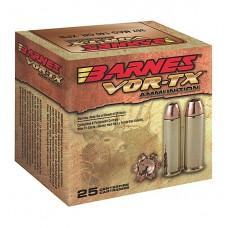 Barnes 21545 VOR-TX Handgun Hunting 44 Remington Magnum XPB 225 GR 20Box/10Case