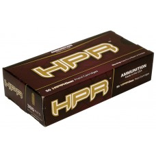 HPR Ammunition 380100TMJ 380 ACP Total Metal Jacket 100 GR 50Box/20Case