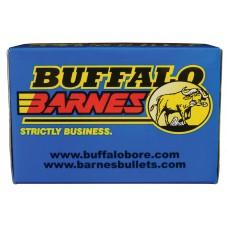 Buffalo Bore Ammunition 24H/20 9mm Luger +P+ 115 GR Barnes TAC-XP 20 Bx/ 12 Cs