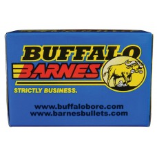 Buffalo Bore Ammo 25C/20 357 Sig Sauer Lead-Free Barnes TAC-XP 125GR 20Box/12Cs