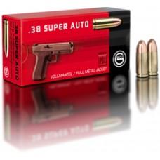 GECO 271140050 38 Super Full Metal Jacket RN 124 GR 50Box/20Case