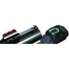 Williams 70230 Firesights Universal Vent Rib Slugger Shotgun Red, Green