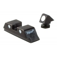 Trijicon GL05 Bright & Tough All Glock 3Dot White Front/Rear No Tritium