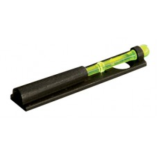 Hiviz MGC2006 Magni-Comp Front Shotgun Sight Fiber Optic Green/Red Black