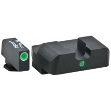 AmeriGlo GL102 i-Dot NS For Glock 20,21,29-32,36 Tritium F/R Green