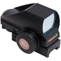 Truglo TG8380B True-Brite Dual Color Unlimited  Black 5.5 oz CR2032 Lithium Wide