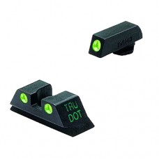 Meprolight 10224 Tru-Dot NS Fixed Glock 17/19/22/23/31-35/37/38 Tritium Grn