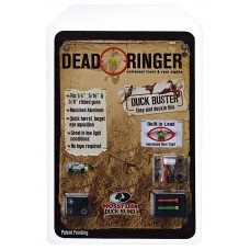 Dead Ringer DR4348 Duck Buster Shotgun Lexan Orng/Grn Alum MO Duck Blind