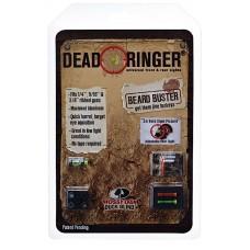 Dead Ringer DR4355 Beard Buster Turkey Lexan Orng/Grn Alum MO Duck Blind