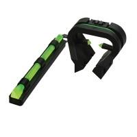 Hiviz TT1001 Tri-Viz Combo Sight Fits Most Rib Shotguns W/Removeable Front Bead