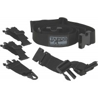 Tapco SLG9001 Interfuse Mash Hook Swivel Size Black