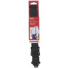 Allen 8451 Slide and Lock Quick Detach Swivel Size Black