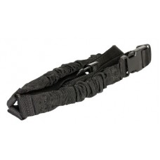 Aim Sports AOPS AOPS One Point Bungee Sling Light Rifle HD Elastic Black