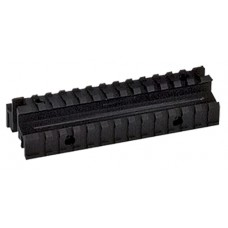 Weaver 48323 Flat TopMounting Tri-Rail For AR-15 Weaver Style Matte Black