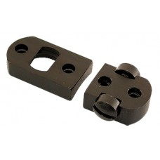 Burris 410230 Universal 2-Piece Base For Winchester 70 Super Short Action Black