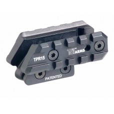 Command Arms FSM15X Rail Adapter For TPR15X AR-15 Black Finish
