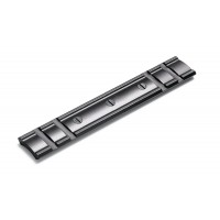 Remington Accessories 18635 Scope Rail For Remington 597 Weaver Style Black Matte Finish