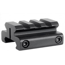 "Burris 410340 .5"" Picatinny Style Riser Riser Matte Black Finish"