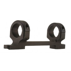 DNZ 10022 CVA Muzzleloader 1-Pc 2009and Older Med Base/Ring Combo Matte Black