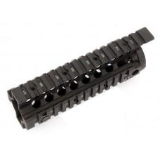 "Daniel Defense DD10001 7"" Rail Kit For Carbine AR-15 Style Black Finish"