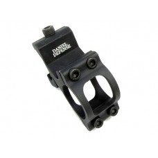 Daniel Defense DD6001 Flashlight Mount For DD6001 Offset Style Black Finish