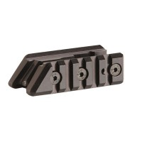 Command Arms FSM15P AR15 Dual FT Sight Rail For AR-15 Picatinny Polymer Black