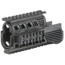 Command Arms RS47SET 4 Picatinny Hand Guard Rail AK47 Black