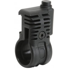 "Command Arms PLS1Q Offset Flashlight Mount 1"" Flashlight Picatinny Poly Black"
