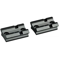 Redfield Mounts 47517 2-Piece Base For Browning A-Bolt Weaver Style Black Finish