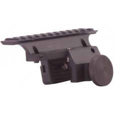 Sun Optics SM4502 Scope Mount For Ruger Mini 14 Picatinny Style Black Matte Finish