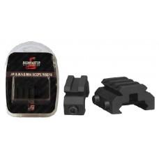 Bushmaster 93482 Riser For AR Mini Risers Style Black Finish