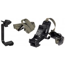 ATN ACGONVG7HMN Helmet Mount For M.I.C.H Multiple Position Style Blk Finish